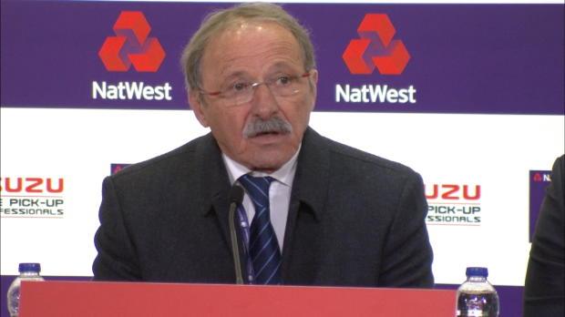 Rugby : Six Nations - Brunel dresse l'organisation de l'après tournoi