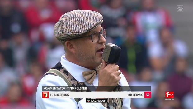 Bundesliga: FC Augsburg - RB Leipzig | DAZN Highlights