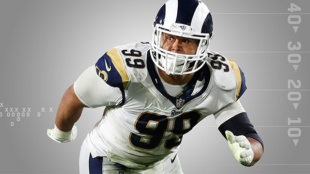 Game Theory: What the Rams miss without Aaron Donald