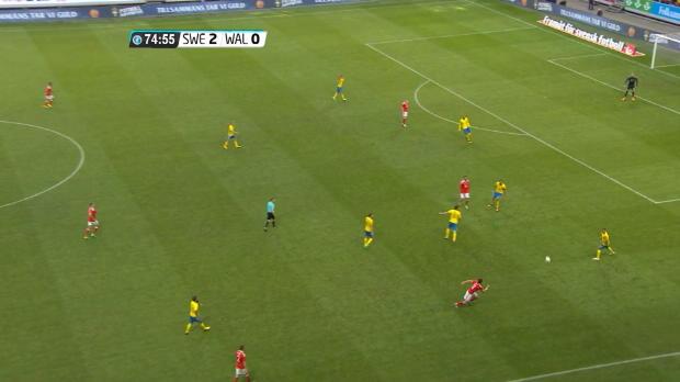 Ibrahimovic stark! Bale und Wales ohne Chance