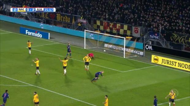 Ajax's Torregen: Acht Treffer gegen Breda