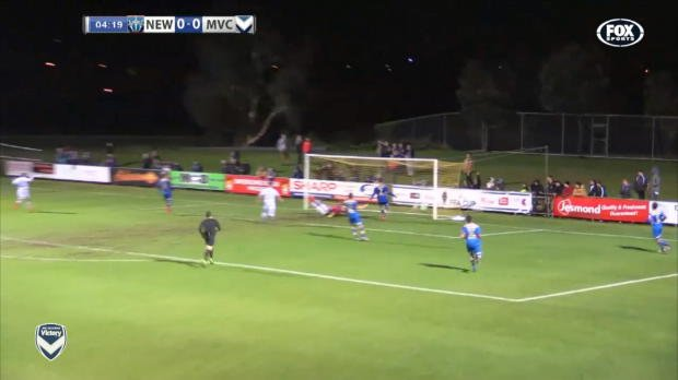 FFA Cup 2016, Round of 32 v Newcastle