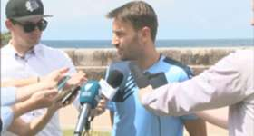 Milos Ninkovic says the Sky Blues will not be intimidated in critical ACL tie against Guangzhou Evergrande.