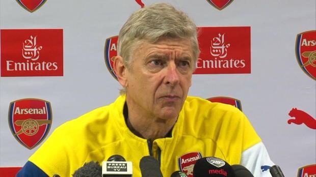 Après la claque en Ligue des Champions face à Monaco (3-1), le coach des Gunners espère une réaction de ses hommes dimanche contre Everton.