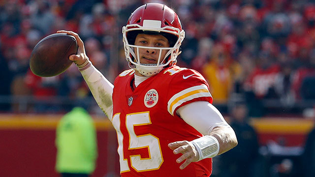NFL Network's Omar Ruiz: Kansas City Chiefs quarterback Patrick Mahomes has been working on no-look passes since college