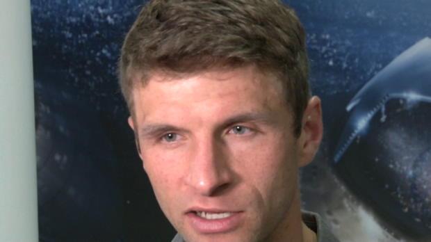 """Müller: """"Noch nicht alles Gold, was glänzt"""""""