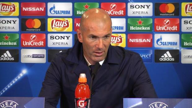 """Zidane: """"Real ist der Klub meines Lebens"""""""