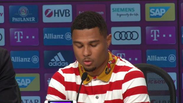 Gnabry: Konkurrenzkampf bei Bayern kein Problem