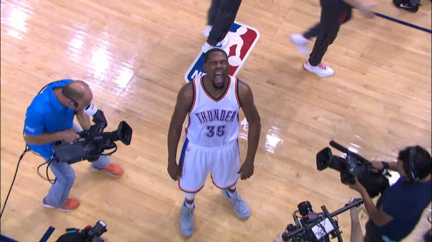 Basket : NBA - Play-offs - Le Thunder humilie les Warriors
