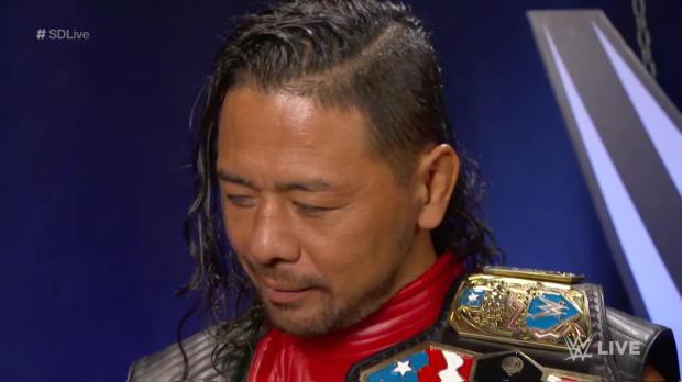 Video R Truth Challenges Shinsuke Nakamura For Summerslam