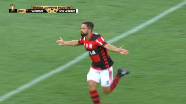 Copa Libertadores: Ex-Bremer Diego zaubert
