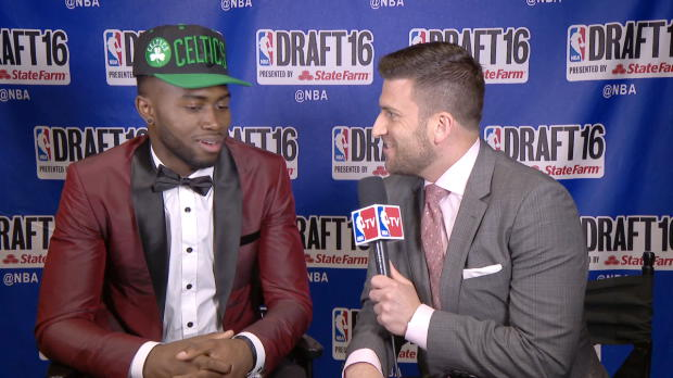 All Access Interview: Jaylen Brown