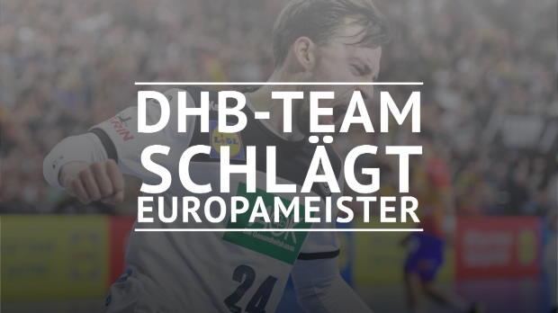 Handball-WM: DHB-Team torhungrig gegen Spanien