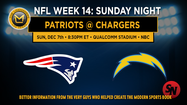 New England Patriots @ San Diego Chargers