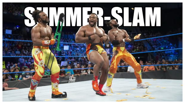 Catch SummerSlam 2018 - Aug. 19 on WWE Network