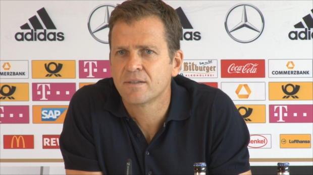 Leere Plätze? Bierhoff übt Kritik am DFB-Team