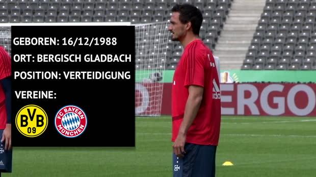 Rückkehrer zum BVB? Mats Hummels im Profil