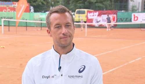 Kohlschreiber Interview: ATP Hamburg Preview