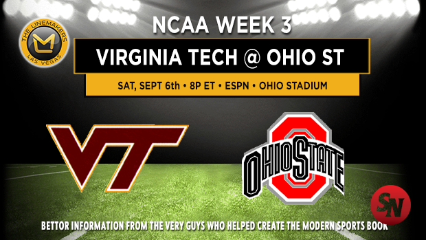 Virginia Tech @  Ohio State