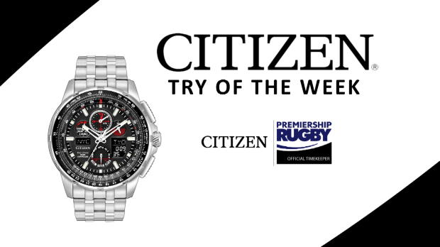 Aviva Premiership - Citizen Try of the Week - Round 2