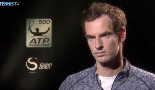 Murray Interview: ATP Beijing SF