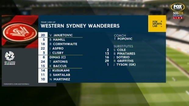 Phoenix v Wanderers highlights