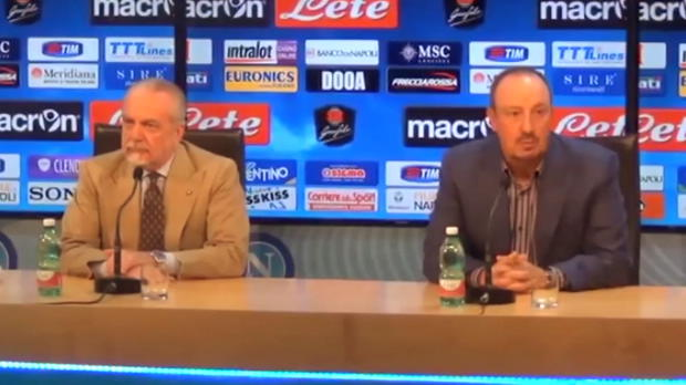 """Benitez-Abschied: """"Familie war der Schlüssel"""""""