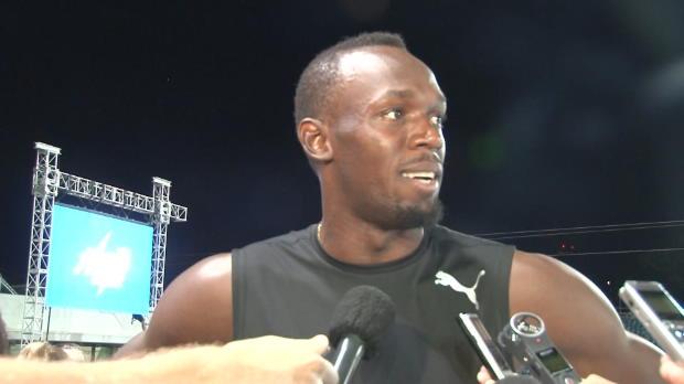 """Bolt: """"Saison nur für meine Fans"""""""