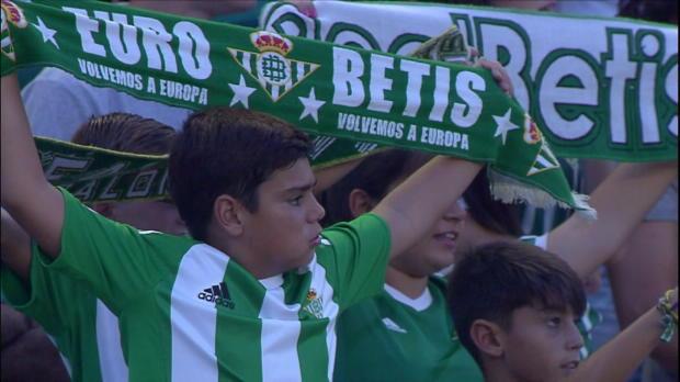 Real Betis Sevilla - Deportivo La Coruna