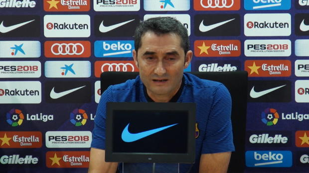 Barca-Transfers im Winter? Das sagt Valverde