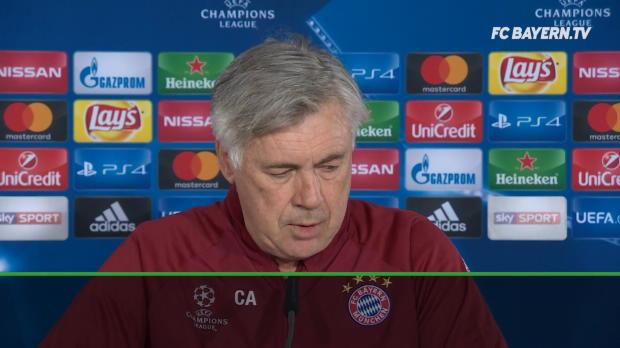 Ancelotti: Darum ist Atletico-Spiel so wichtig