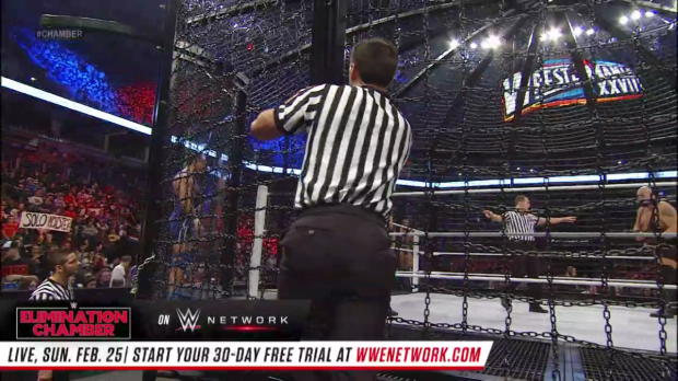World Heavyweight Title Elimination Chamber Match: Elimination Chamber 2012 (Full match - WWE Network Exclusive)