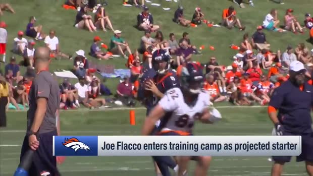 NFL Network's James Palmer details how Denver Broncos rookie quarterback Drew Lock's contract came together just before training camp