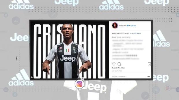 Ronaldo-Präsentation: So reagiert das Netz