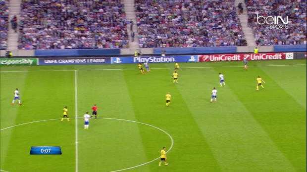 LdC : Porto 2-0 Lille