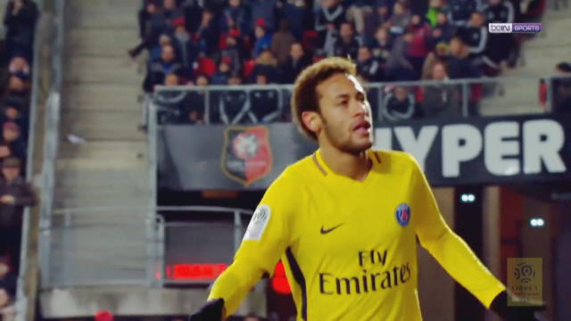 All the goals of Neymar Thumbnail