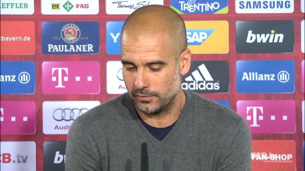 """Guardiola: """"Diese Spieler sind meine Helden"""""""