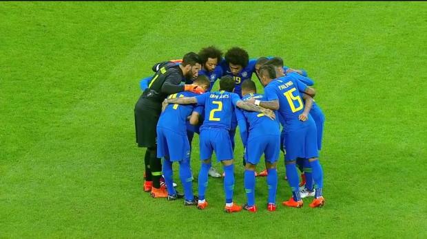 Russland - Brasilien