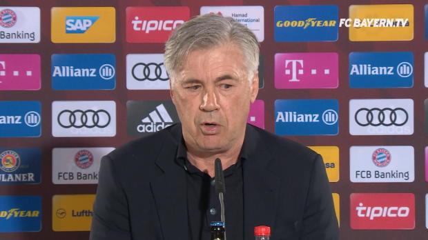 Ancelotti: Guter Lehrer für Paul Clement?