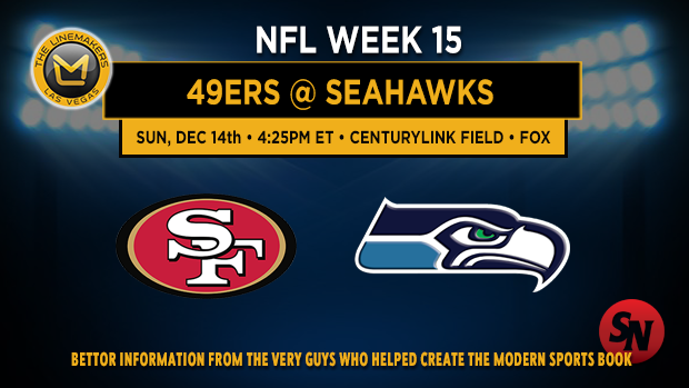 San Francisco 49ers @ Seattle Seahawks