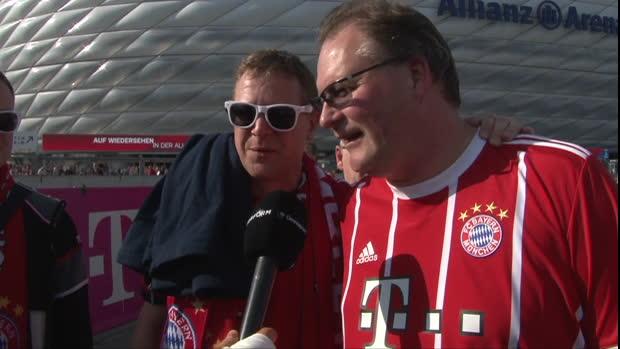 FCB-Fans zu Top-Moments, Neuzugänge und Kovac