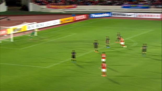 AFC Champions League - Chutazo de Huang Boewn