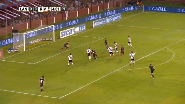 كرة قدم: الدوري الأرجنتيني: لانوس 1-3 ريفر بلايت