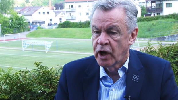 """Hitzfeld: Final-Pleiten """"Belastung für Klopp"""""""