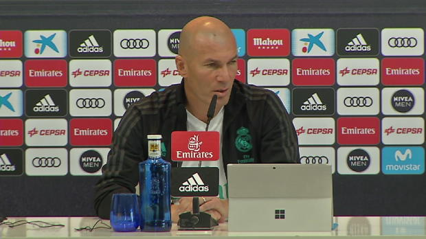 """Zidane: """"Ronaldo verdient es, bei Real zu sein"""""""