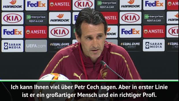 Cech oder Leno? Emery hält sich noch bedeckt