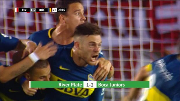 Argentinien: Boca Juniors siegen im Superclassico
