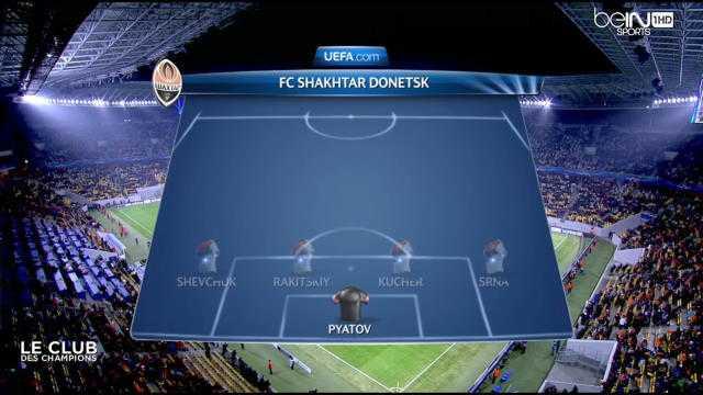 LdC : Shakhtar Donetsk 0-1 Athletic Bilbao