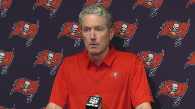 Tampa Bay Buccaneers postgame press conference