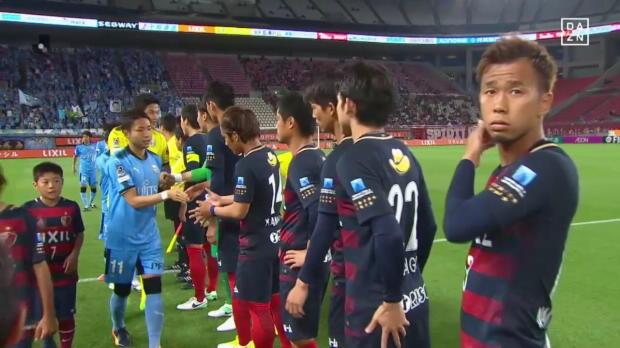 Kashima Antlers - Kawasaki Frontale